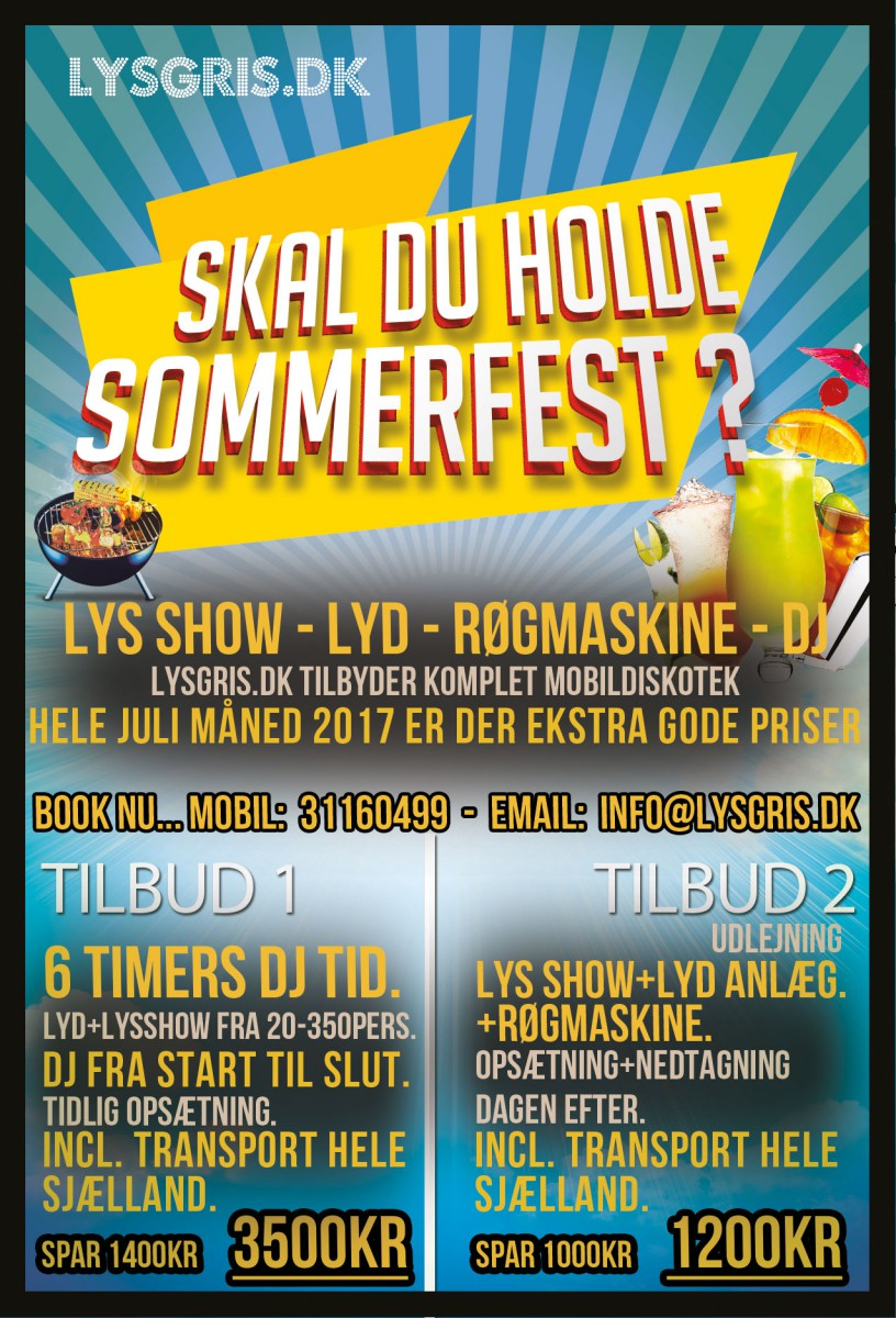 Sommerfest Juli 2017.?