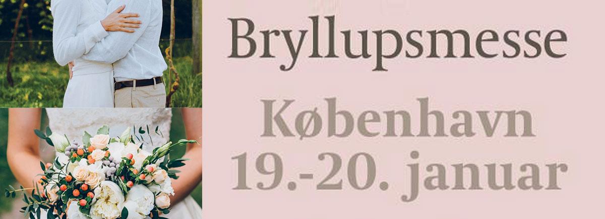 Bryllup.dk Messe Forum 2019