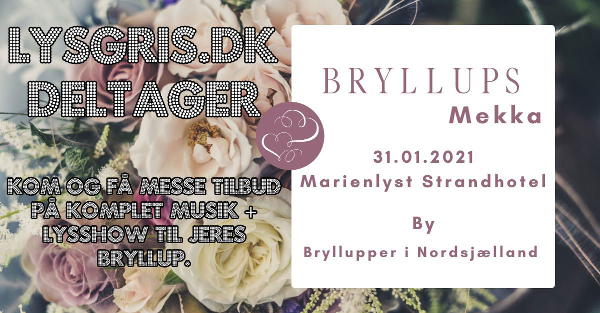 Bryllups Messe Nordsjælland